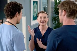 'Grey's Anatomy' Recap: Meredith Faces Her Feelings for DeLuca and Link
