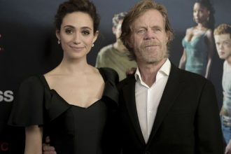 Emmy Rossum is leaving 'Shameless,' but her co-star William H. Macy and the series will return for a 10th season this fall.