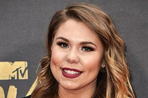 'Teen Mom 2's Kailyn Lowry Stuns In Black Bikini During Spring Break In Cancun With 3 Sons