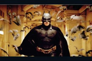 Batman movies have long history of bringing out fans' batty side
