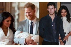 Priyanka Chopra and Nick Jonas visit Meghan Markle's baby, gift him $250 bubble blower