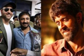 On Guru Purnima, Hrithik Roshan celebrates the success of 'Super 30' with Anand Kumar in Patna