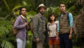 'Dora and the Lost City of Gold' cast explores their very personal feelings about Dora