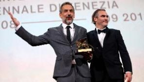 'Joker' wins Best Film at the Venice Film Festival