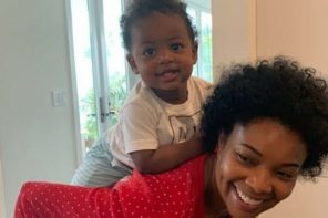 Gabrielle Union and Daughter Kaavia Show Off Their Natural Curls: 'Mama's Got Hair Like Yours!'