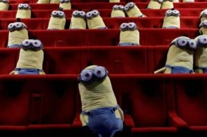 Minions usher French cinema-goers back after COVID-19