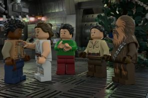 'Star Wars' exclusive: New Disney+ Lego holiday special pays homage to its kitschy 1978 predecessor