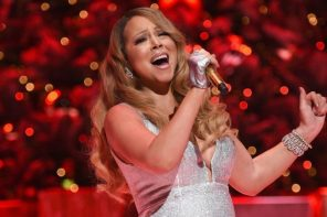Mariah Carey sets 'Magical Christmas Special' at Apple TV+