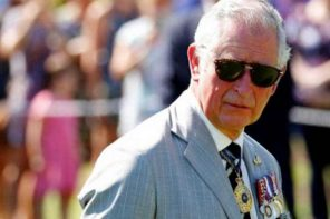 Britain's most fashionable man? Vogue hails Prince Charles