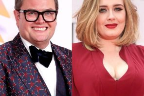 "Adele's Friend Alan Carr Confirms ""Amazing"" New Music Is Coming"