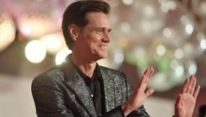 Jim Carrey is taking a break from posting his political art