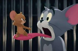 Cat-and-mouse hijinks return in new 'Tom & Jerry' movie