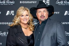 Trisha Yearwood has COVID-19, Garth Brooks announces