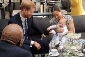Meghan Markle, Prince Harry ask for donations to fund vaccine drive on son Archie's second birthday
