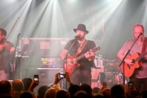 Zac Brown talks new album and recovering from Covid-19